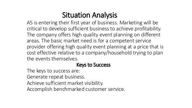 Marketing plan of event management corporation malvernweather Images