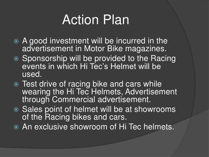 helmet marketing plan And like other aspects of your business and marketing plan, the 5ps aren't static they change and evolve with market needs for example, technological advancements may require you change how you promote your business, which we have seen in the growth of social media as a new promotion method.
