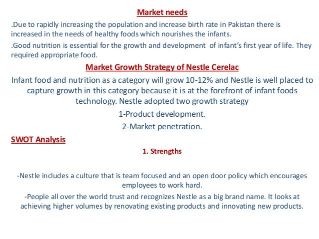 marketing strategy of nestle essay Nestle' company - strategic business plan 22 pages 5624 words november 2014  i will discuss the strategy formulation that includes business-level strategy and corporate-level strategy this essay also aims to identify market place opportunities and threats in the external environment and to decide how to use their resources, capabilities.