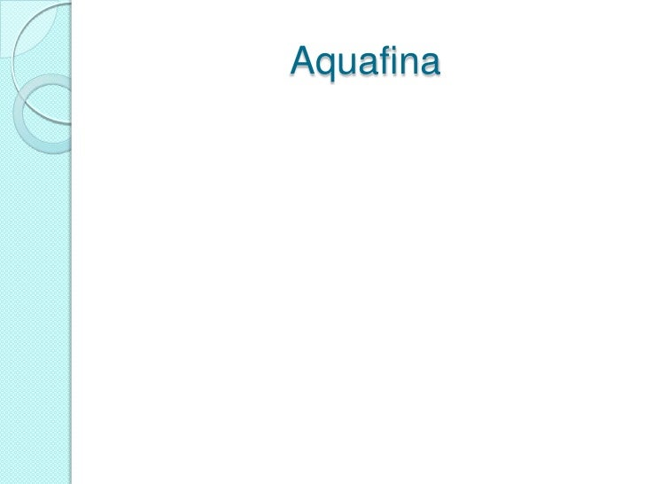 """marketing plan for aquafina Assignment number: 02 marketing plan aquafina """"purity guaranteed"""" submitted by: faizan uddin qureshi and farrukh ahmed shaikh 7th, march, 2013."""