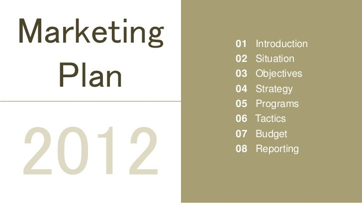 marketing plan presentation template, Presentation templates