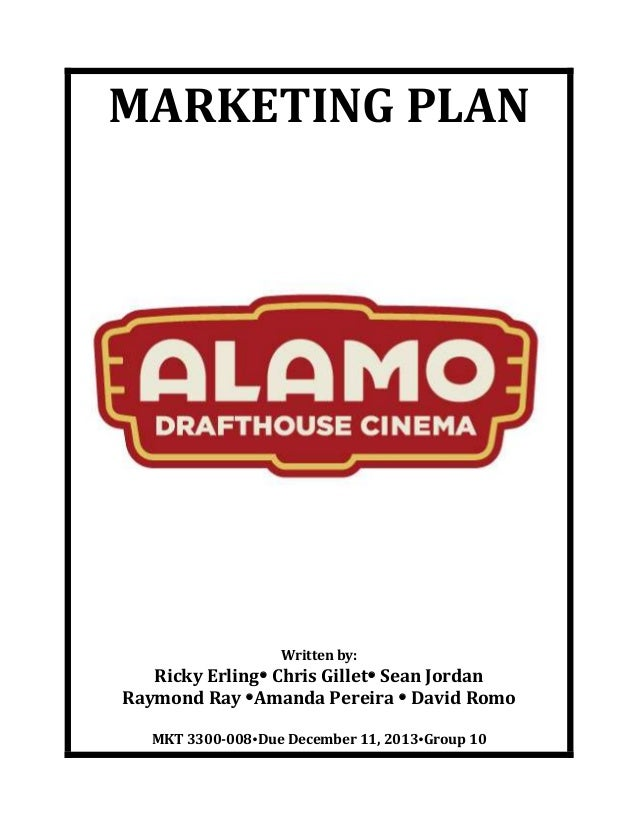 market position map for alamo drafthouse