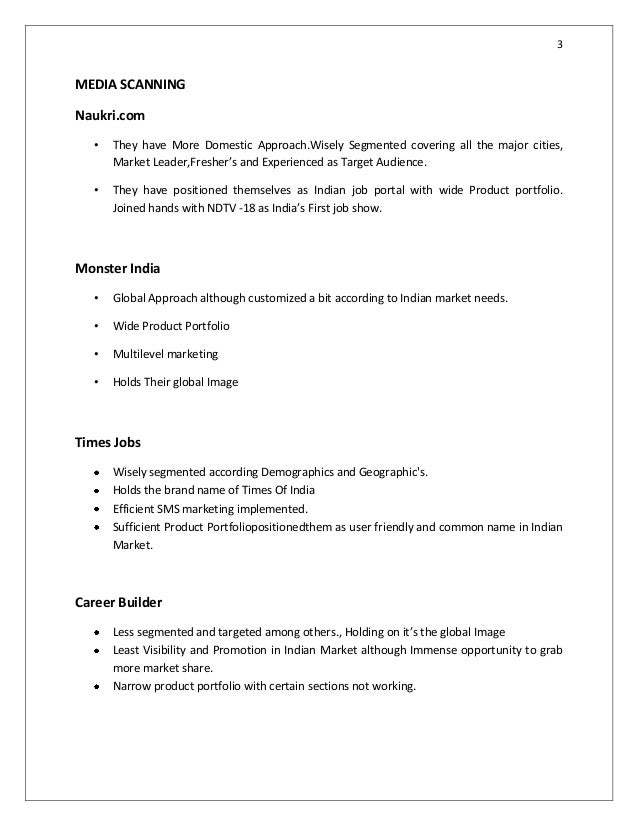 4 - Career Builders Resume