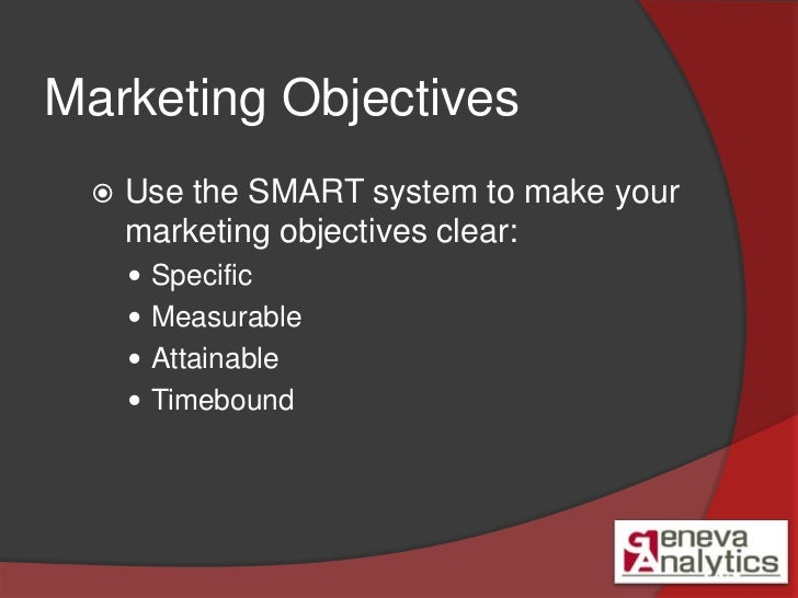 Marketing Plan Strategic Development