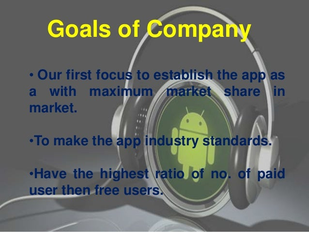 Marketing Plan for New Android Music Player App