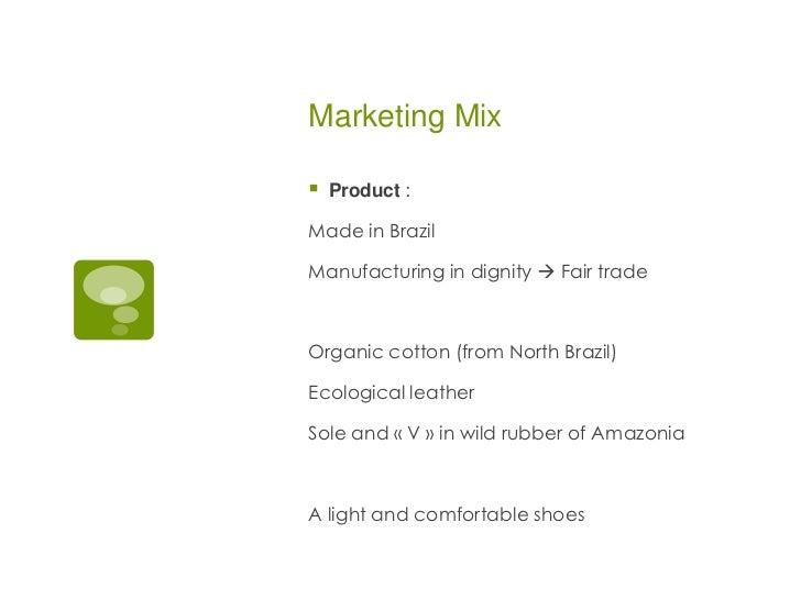 Marketing plan Veja