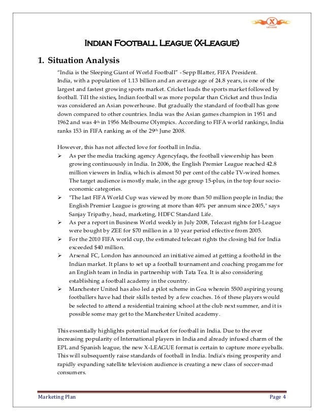 sports marketing plan for sports tournament Sample marketing plan pegasus sports international - download as word doc (doc), pdf file (pdf), text file (txt) or read online.