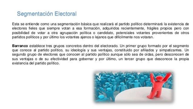 Tipos de Electores El reconocimiento del derecho al voto es uno de los aspectos del sistema electoral sobre los que se pro...