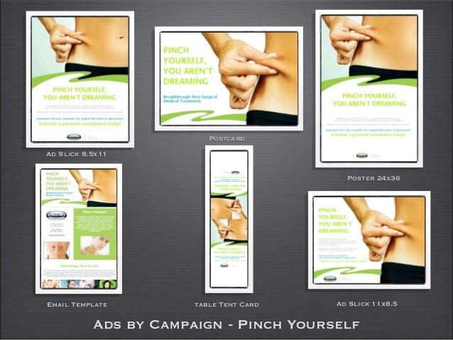 Marketing Portfolio for Ad Portal Marketing
