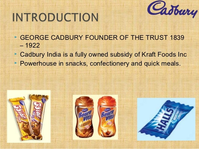 current marketing situation of cadbury Different marketing plane of cadbury print reference this   situation of current market cadbury company is second more demanding company of chocolate in the .