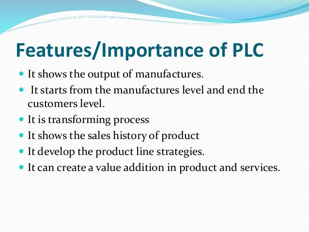 relevance of product life cycle to Product life cycle: definition, theory & stages marketing product life maturity, as well as decline this progression is identified as the product life cycle and is linked with alterations in the marketing concept: definition, importance, example business and revenue model of.