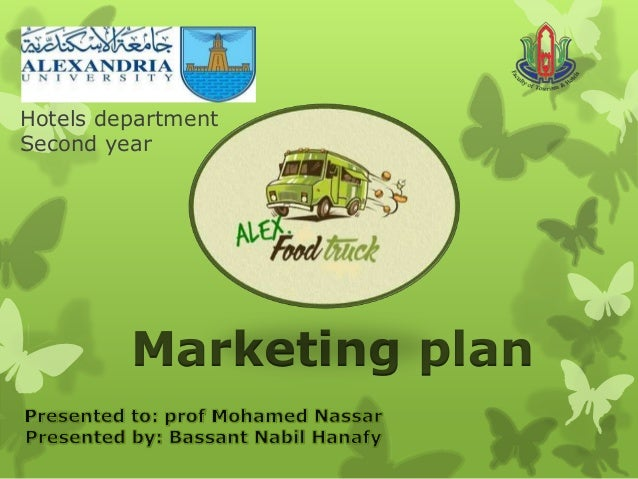 Hotels department Second year Marketing plan