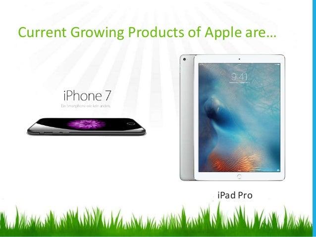 iMac iPod Apple Watch iPad Mac Book Air Apple TV iPad bro iPhone 7