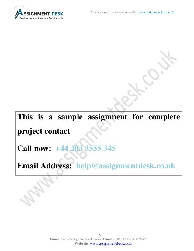marketing principles assignment Hnd assignment help - best assignment writing service uk.