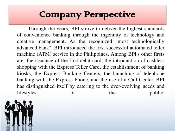 bpi swot Swot and business perfomance assessments by leading experts in manufacturing industries.