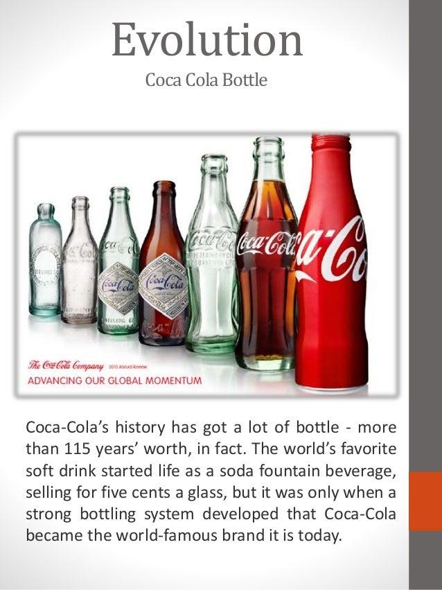 Coca-Cola and its Evolution