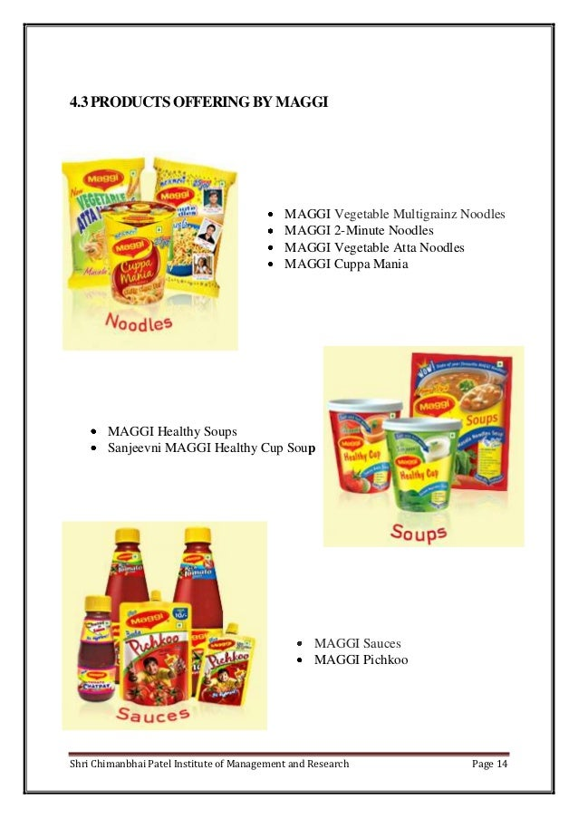 market segmentation of a product maggi Contents • introduction to nestlé • business portfolio & growth strategies • marketing environment • market segmentation  • his first product  (maggi.