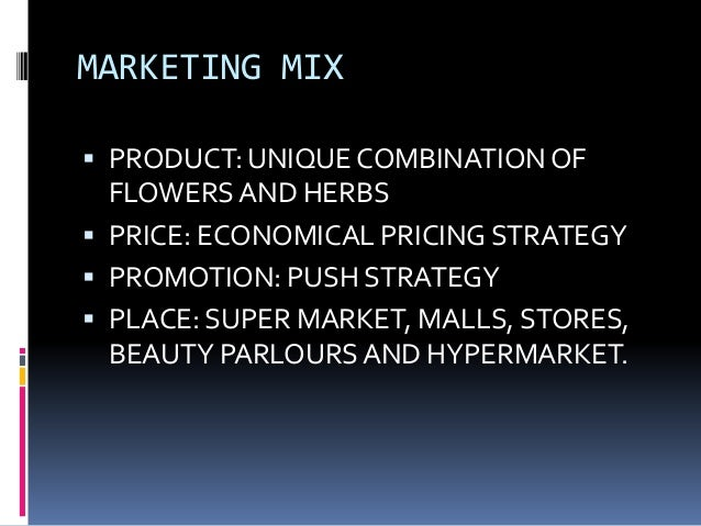 marketing mix for revlon How to write an integrated marketing communications plan writing an integrated marketing communications plan involves bringing all the different parts of a marketing plan together into a document that can be used as a guide during the.