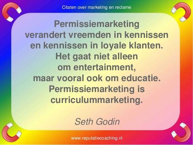 Citaten Over Fruit : Marketing quotes reclame citaten adverteren spreuken