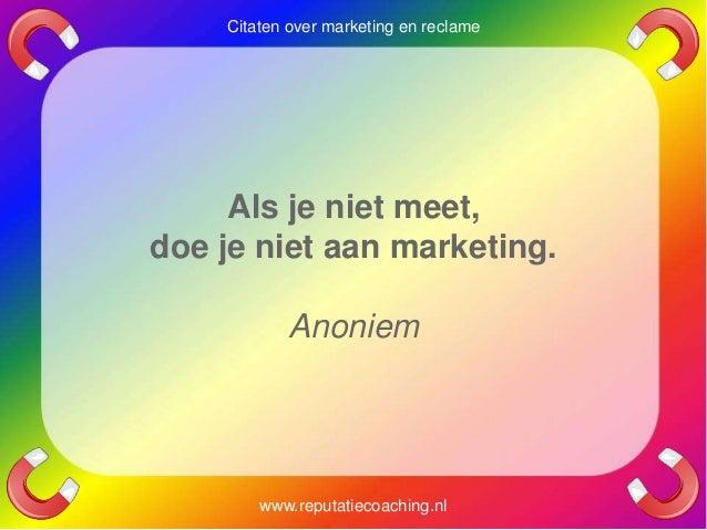 Citaten Over Planning : Marketing quotes reclame citaten adverteren spreuken