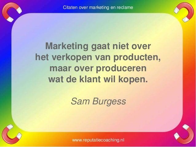 Citaten Over De Mens : Marketing quotes reclame citaten adverteren spreuken