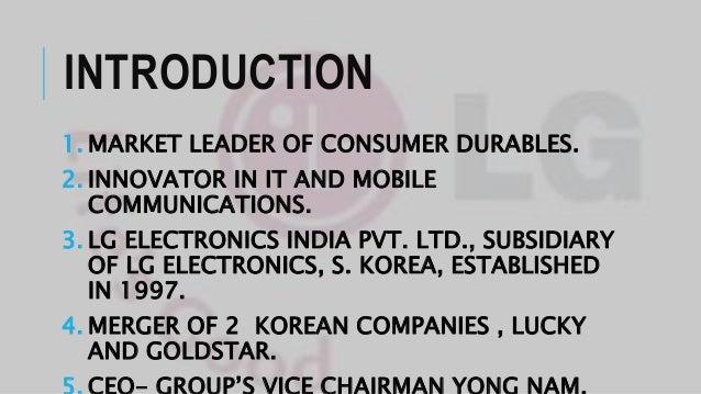 Consumer Durables in Rural Market
