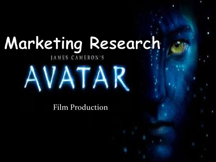 Marketing Research<br />Film Production<br />