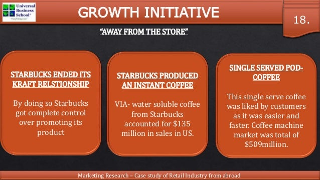 starbucks market research Search starbuckscom to discover starbucks stores near you a leading multinational market research firm – to starbucks chief strategy officer matt ryan.