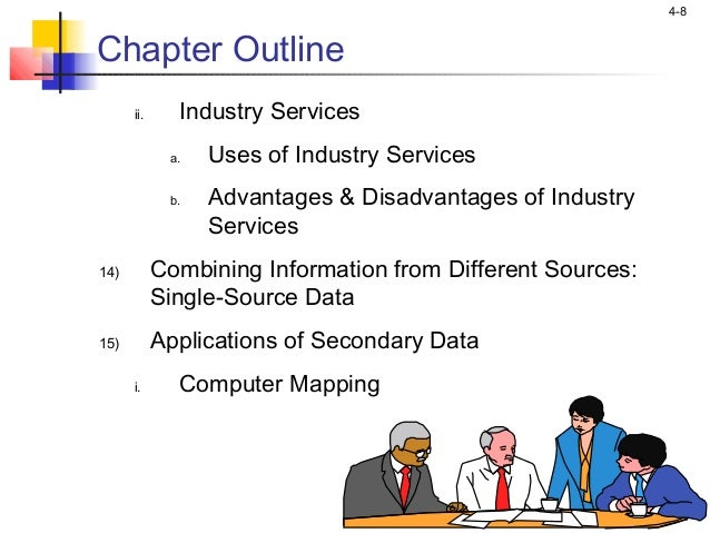 outline the sources of secondary data Data collection primary & secondary sources internal sources internal sources of secondary data are usually for marketing application sales.