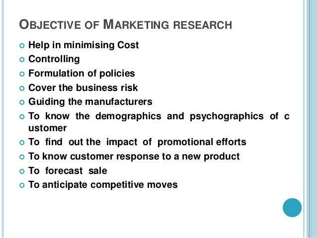 Market Research Blog