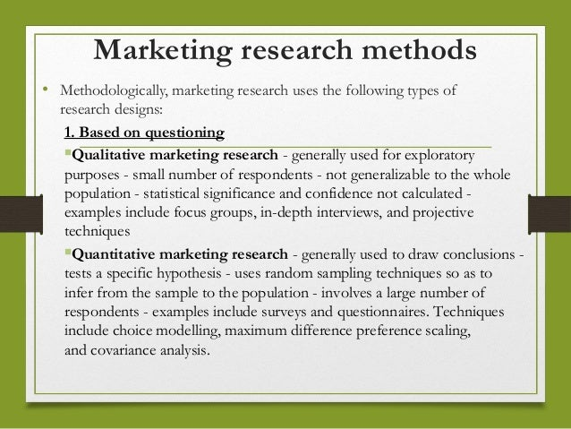 unit 10 introduction to marketing research Different methods of market research unit 10 introduction to marketing research task 1 p1 words: 1686 — pages: 7 market information in business acquisition 10 - market research words.