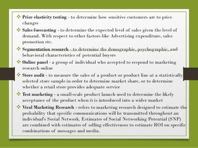 marketing research introduction Journal of marketing research, table of contents, current issue.