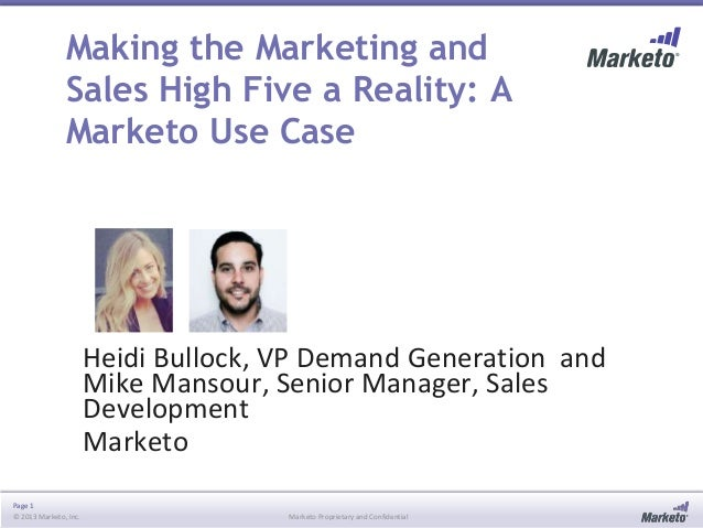 The Secret to Sales and Marketing Alignment