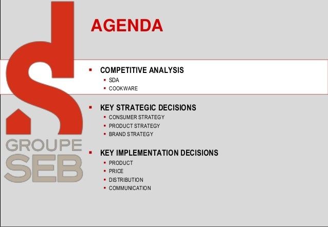 Groupe Seb S Marketing Strategy For Thailand