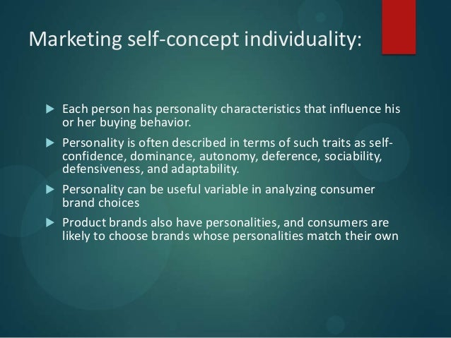 own self concepts The self concept in psychology in psychology self-concept has many definitions but they all have the same meaning your self concept is your perception of your own.