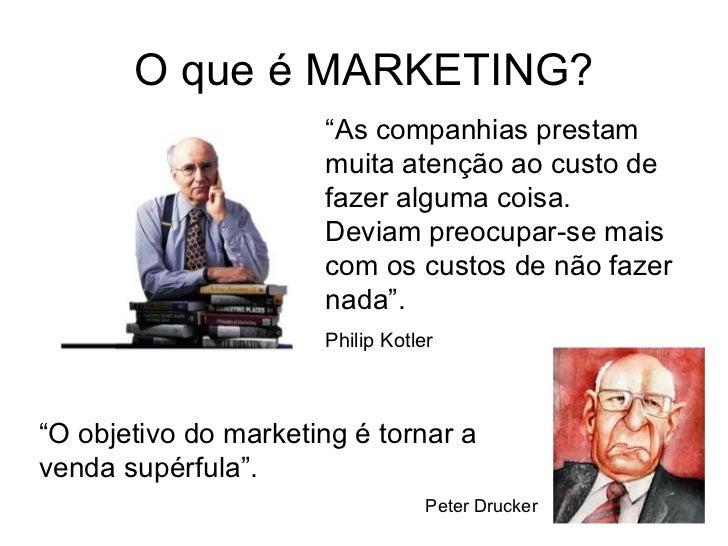 Marketing de Serviços Slide 2