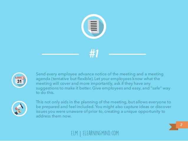 How To Design An All-Hands Meeting Your Employees Actually ...
