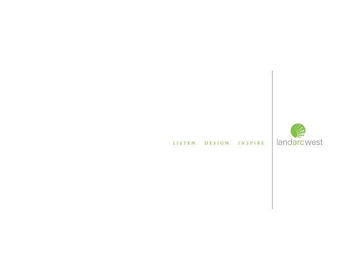 HELLO,                            We are LandArcWest                            LandArcWest stands as a highly innovative ...