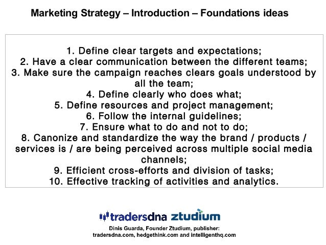 1. Define clear targets and expectations; 2. Have a clear communication between the different teams; 3. Make sure the camp...