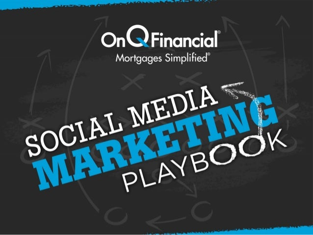 On Q Financial Social Media Marketing Playbook Presentation