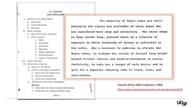 https://www.industrydocuments.ucsf.edu/docs/jrgc0035 Industry Ethics MSA Collection (1969)