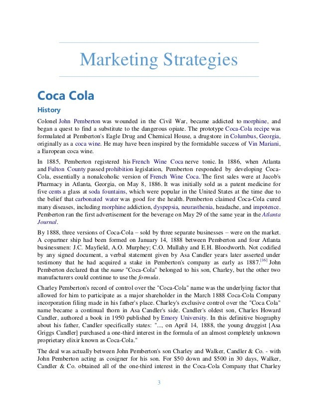marketing and nestle Marketing strategy of nestle uses a mix of value-based & product based positioning strategies depending upon the kind of product they are branding with such a broad brand portfolio company.