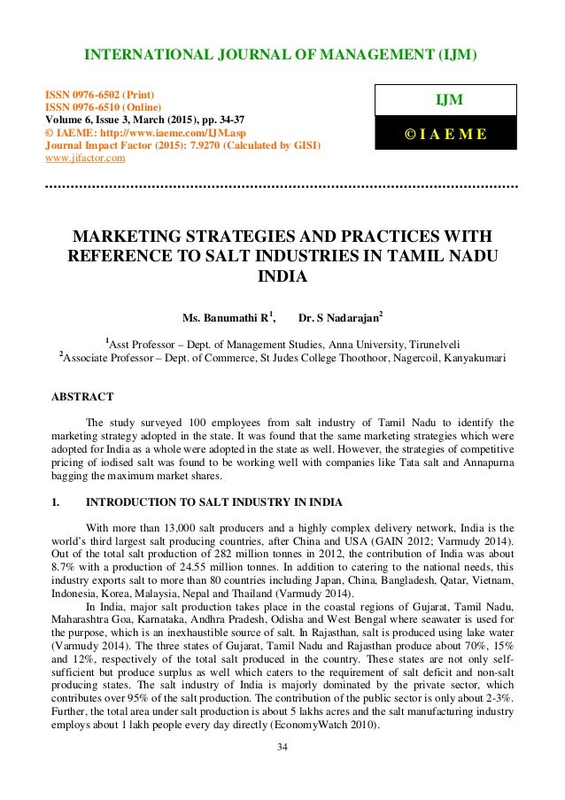reference marketing and international journal Export reference available in infosci-journals  the international journal of online marketing (ijom) publishes original research papers, case studies,.