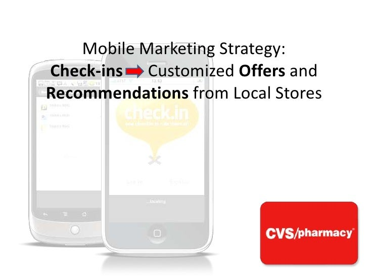 cvs marketing Clearly, traditional marketing outcomes aren't the goal providing utility to the  customer makes cvs a critical part of beth's life and it makes their.