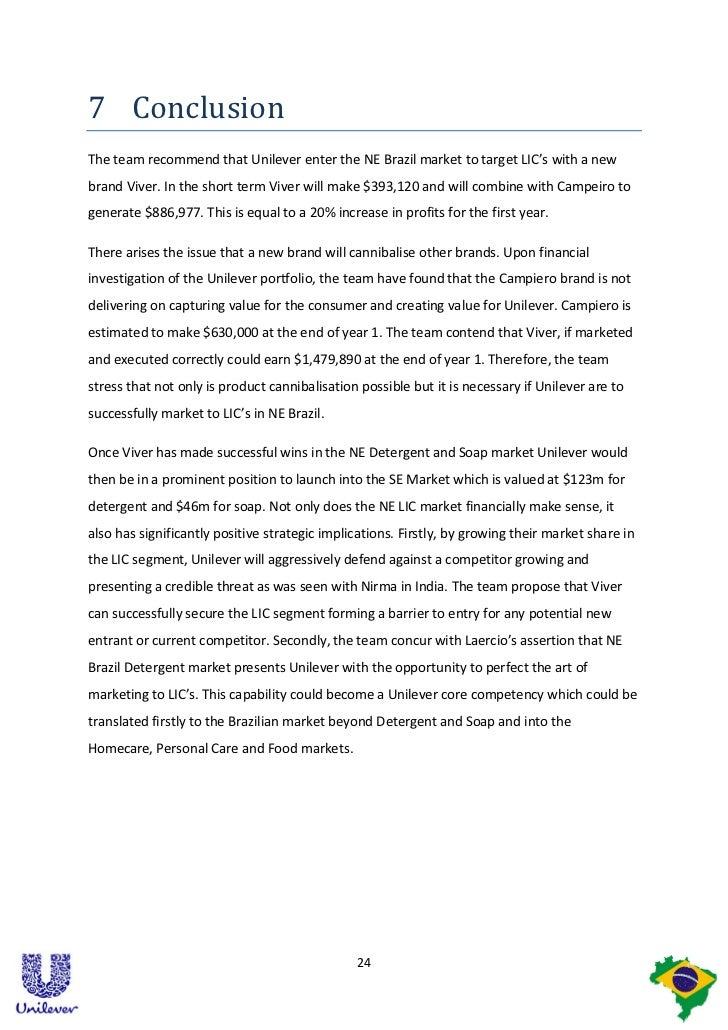 unilever in brazil marketing strategies for low income consumers Low-income consumers in ne brazil unilever brazil essay case write-up on marketing strategies for low-income consumers questions 1should unilever.