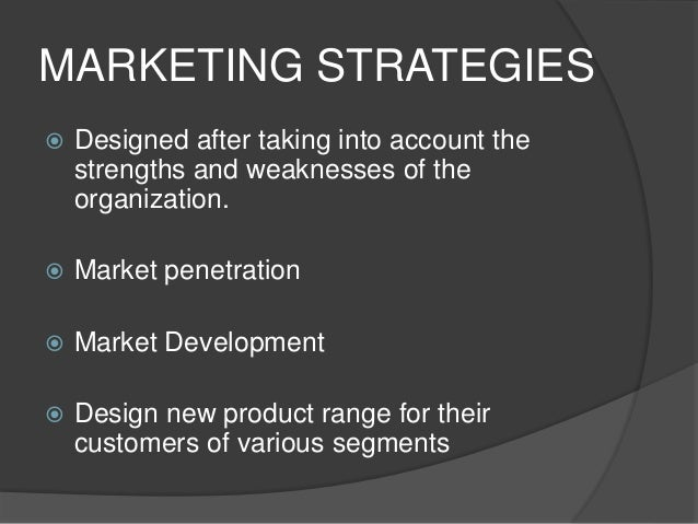 marketing strategies adopted by banks Perceived service quality on customer adoption of internet-banking services have   finally, marketing strategies for the three clusters are presented to help.