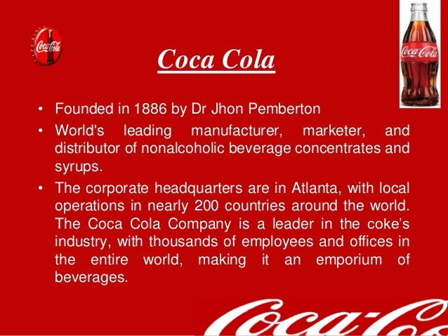 coca cola marketing plan 2017 pdf