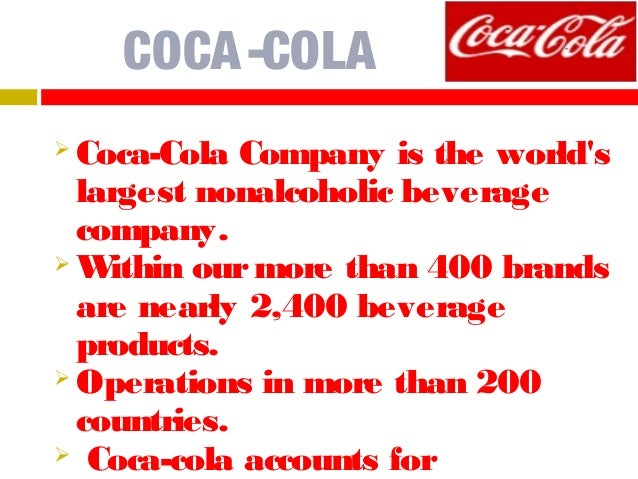 foreign market entry modes used by coca cola