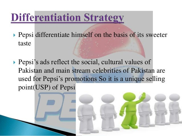 Business Strategy & Analysis of PepsiCo