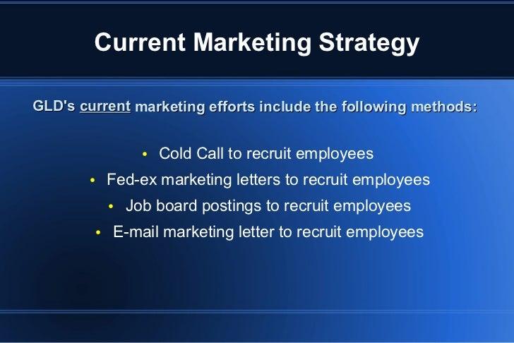 Marketing strategy Slide 2